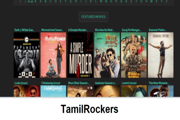 TamilRockers Telugu Website